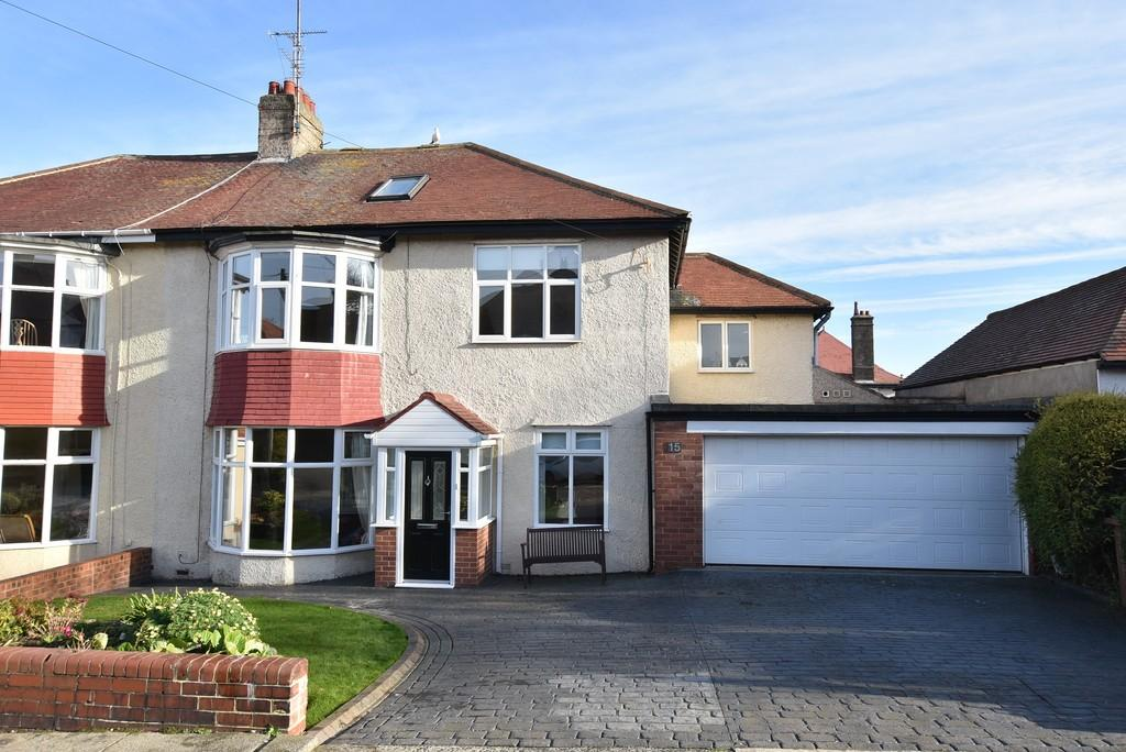 5 Bedrooms Semi Detached House for sale in Seaburn Gardens, Seaburn