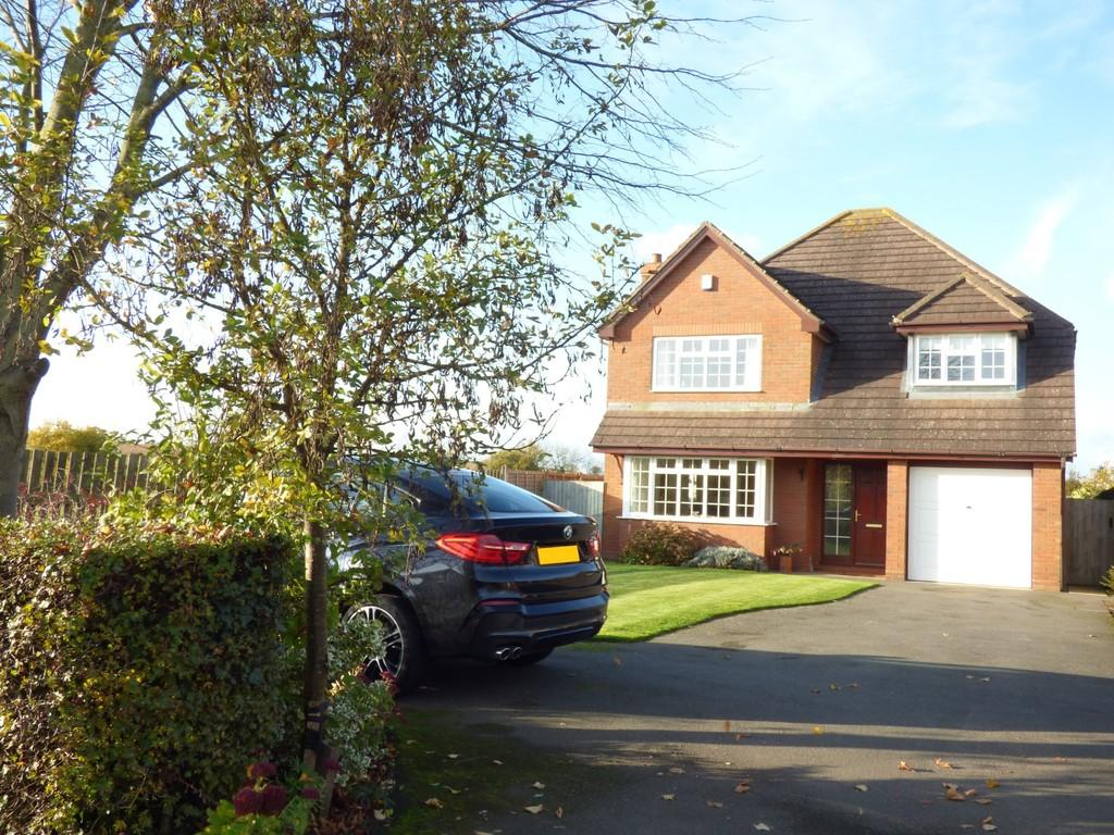 4 Bedrooms Detached House for sale in Salford Road, Bidford-On-Avon, Alcester
