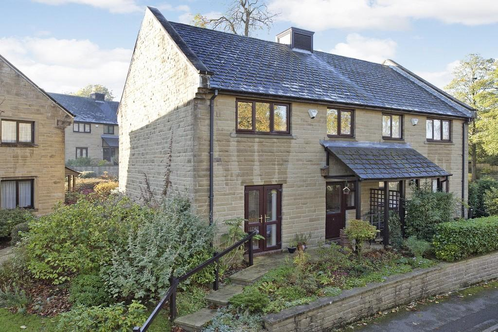 2 Bedrooms Semi Detached House for sale in Ilkley Hall Park, Ilkley