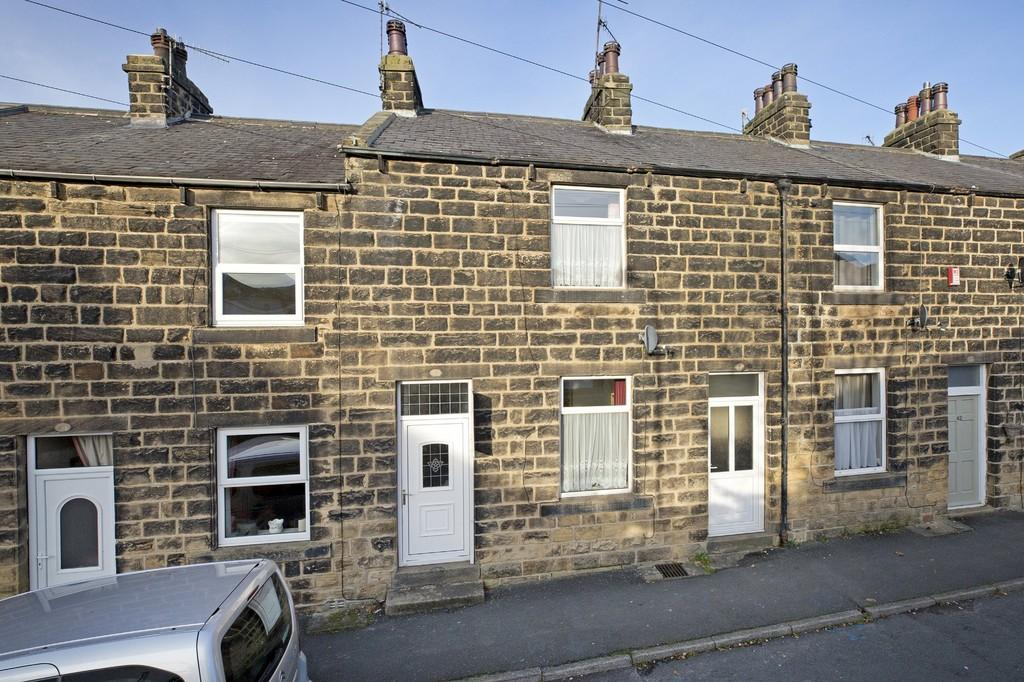 2 Bedrooms Terraced House for sale in Sun Lane, Burley in Wharfedale