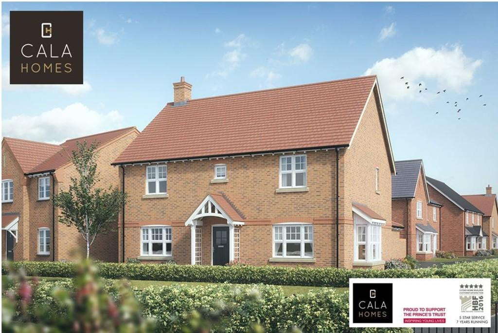 4 Bedrooms Detached House for sale in Campden Road, Shipston-On-Stour