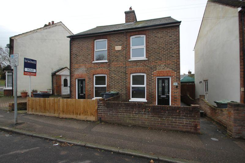 2 Bedrooms Semi Detached House for sale in Priory Road, Tonbridge
