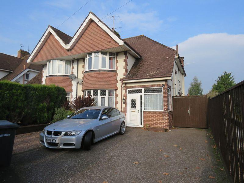 4 Bedrooms Semi Detached House for sale in Whipton Village Road, Exeter