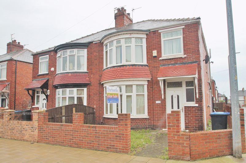 3 Bedrooms Semi Detached House for sale in Nut Lane, Longlands