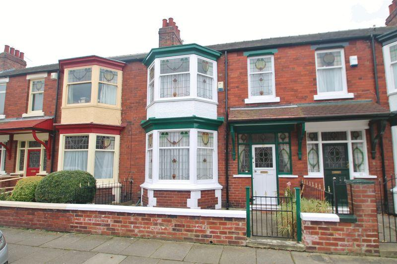 3 Bedrooms Terraced House for sale in Lambeth Road, Linthorpe