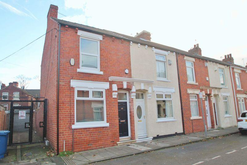 3 Bedrooms Terraced House for sale in Falmouth Street, Middlesbrough