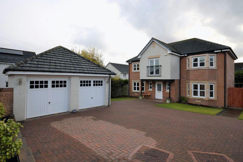 5 Bedrooms Detached Villa House for sale in 29 Corton Lea, Alloway, Ayr, KA6 6GJ