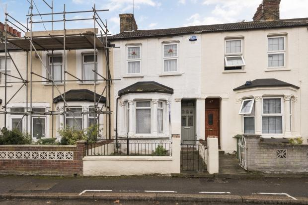 3 Bedrooms Terraced House for sale in Riverdale Road, Erith, DA8