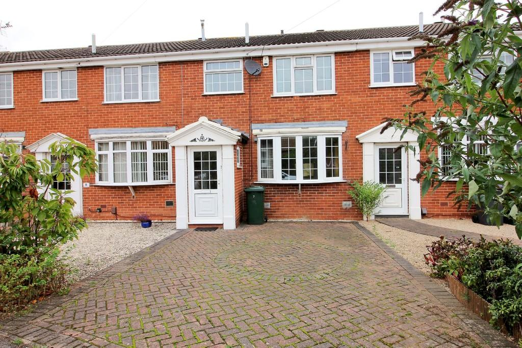 3 Bedrooms Terraced House for sale in De Ferrers Close, East Leake
