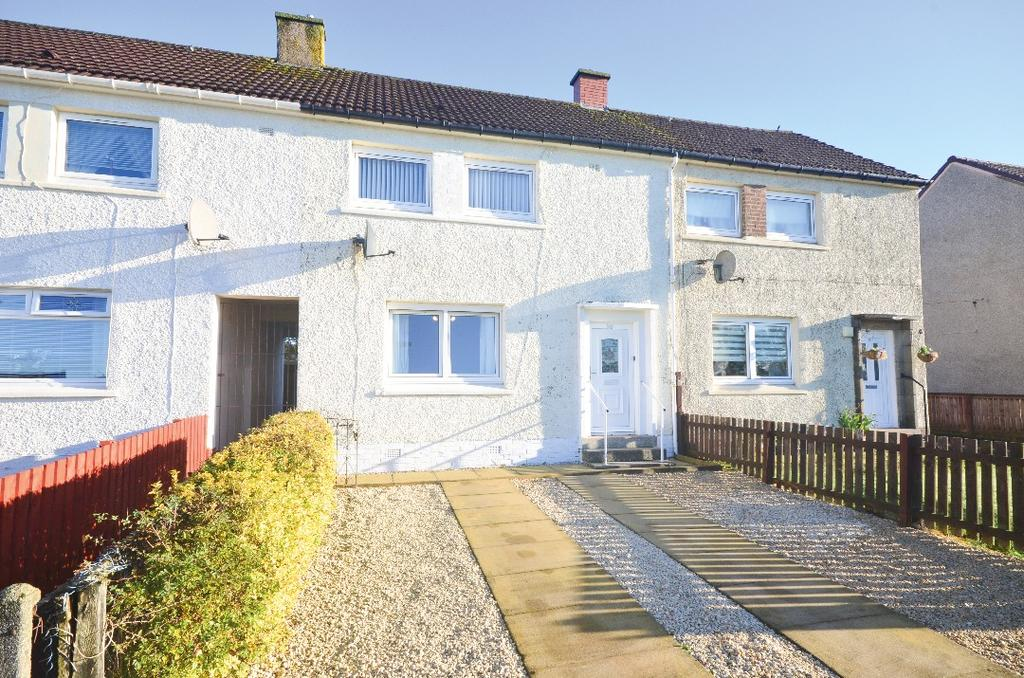 2 Bedrooms Terraced House for sale in Avon Road, Larkhall, South Lanarkshire, ML9 1QA