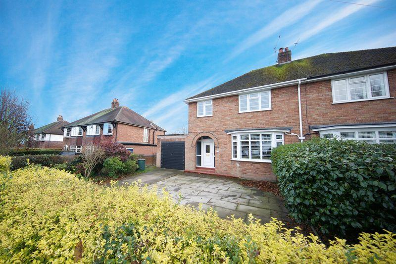 3 Bedrooms Semi Detached House for sale in Millfields, Nantwich, Cheshire