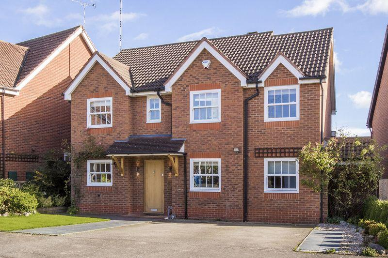4 Bedrooms Detached House for sale in Hatton Park, Warwick