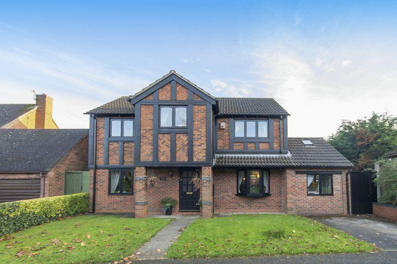 4 Bedrooms Detached House for sale in Willson Avenue, Derby