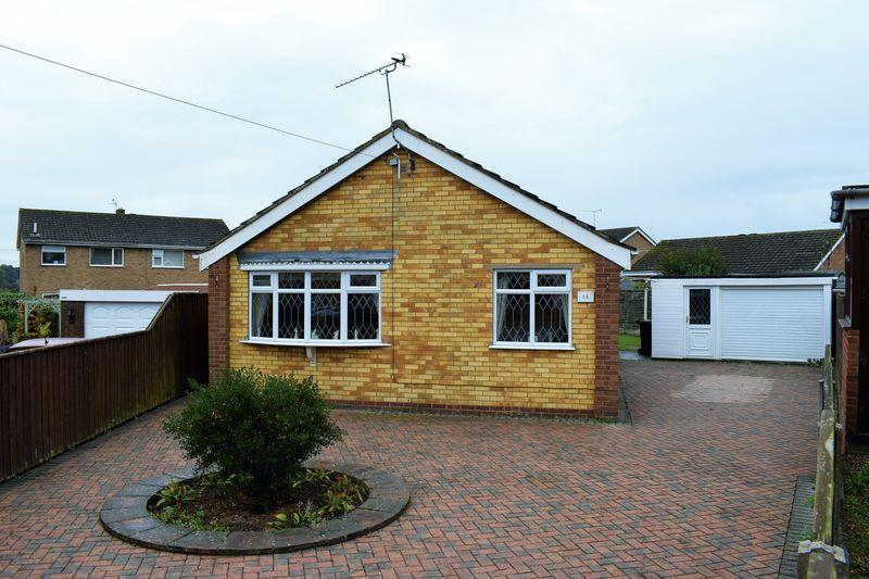 3 Bedrooms Detached Bungalow for sale in Pine Tree Close, Broughton