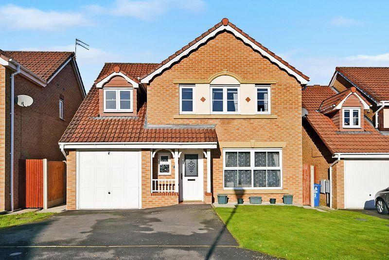 5 Bedrooms Detached House for sale in Buchanan Close, Widnes