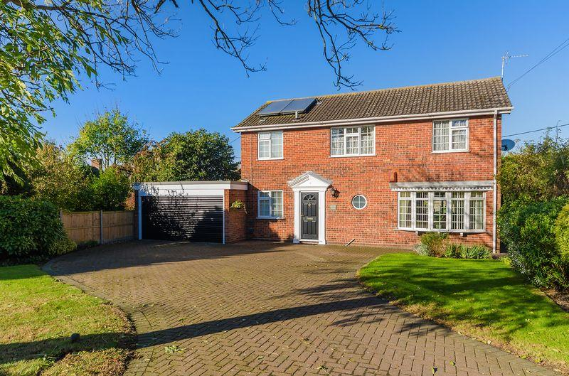 4 Bedrooms Detached House for sale in Repton House, 3 Main Road, Langworth