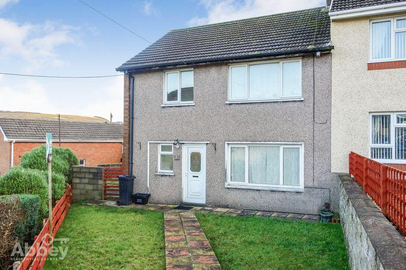 3 Bedrooms Semi Detached House for sale in Valley View, Cimla, Neath, SA11 3SE