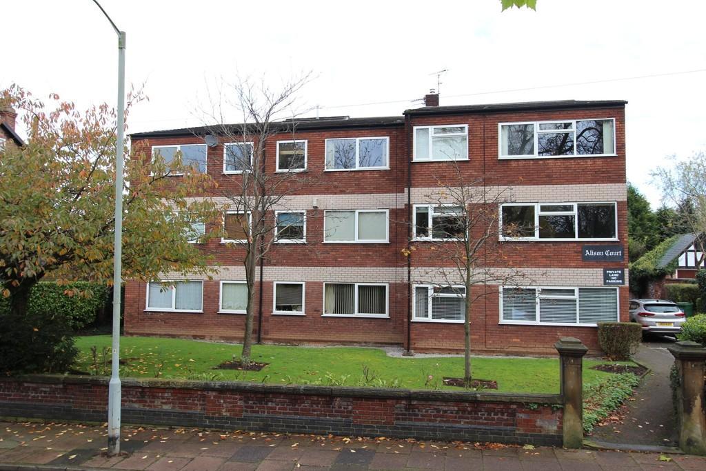 Studio Flat for sale in Alison Court, Heaton Moor