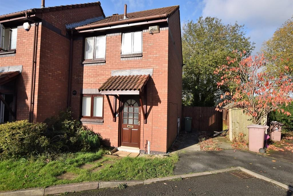 2 Bedrooms Semi Detached House for sale in Caraway Grove, Old Eccleston, St. Helens