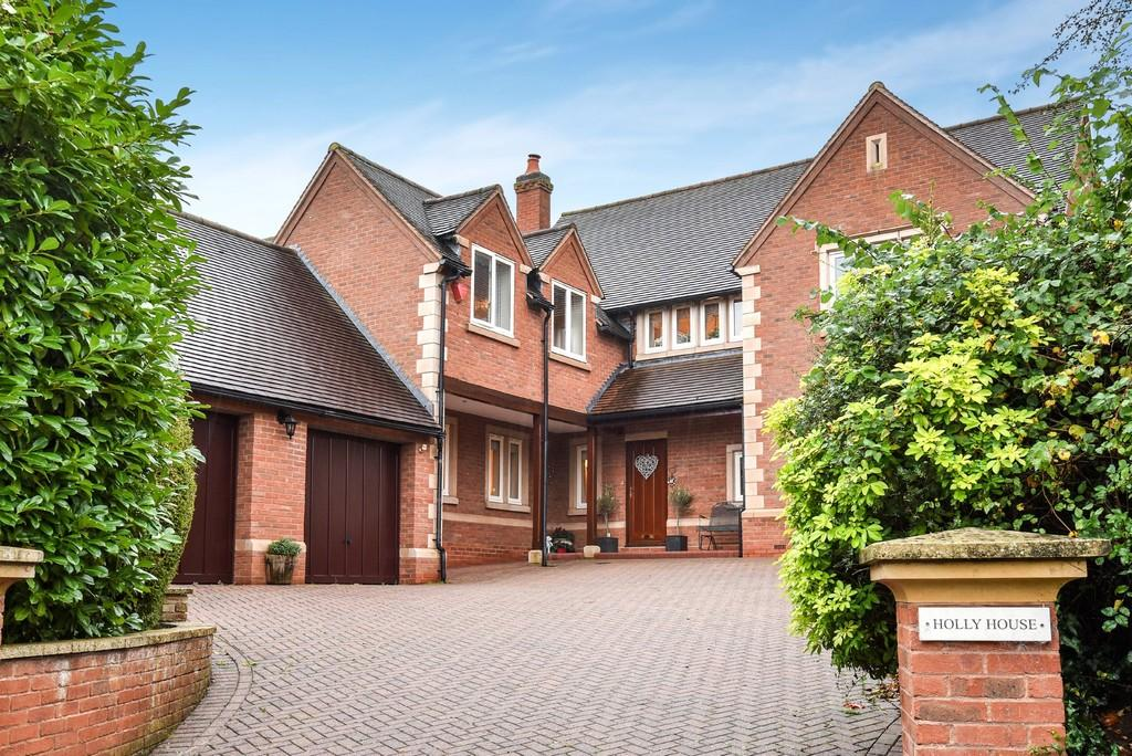 4 Bedrooms Detached House for sale in Goldicote Road, Loxley