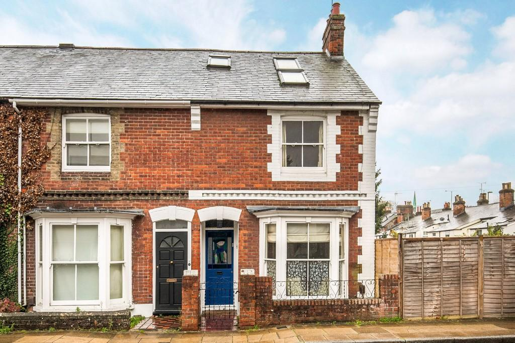 4 Bedrooms End Of Terrace House for sale in Hyde Abbey Road, Hyde, Winchester, SO23