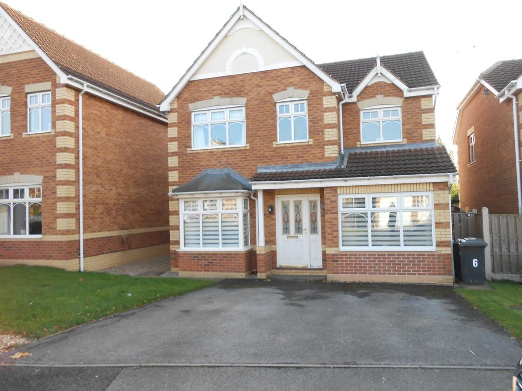 4 Bedrooms Detached House for sale in Mckenzie Way, Kiveton Park