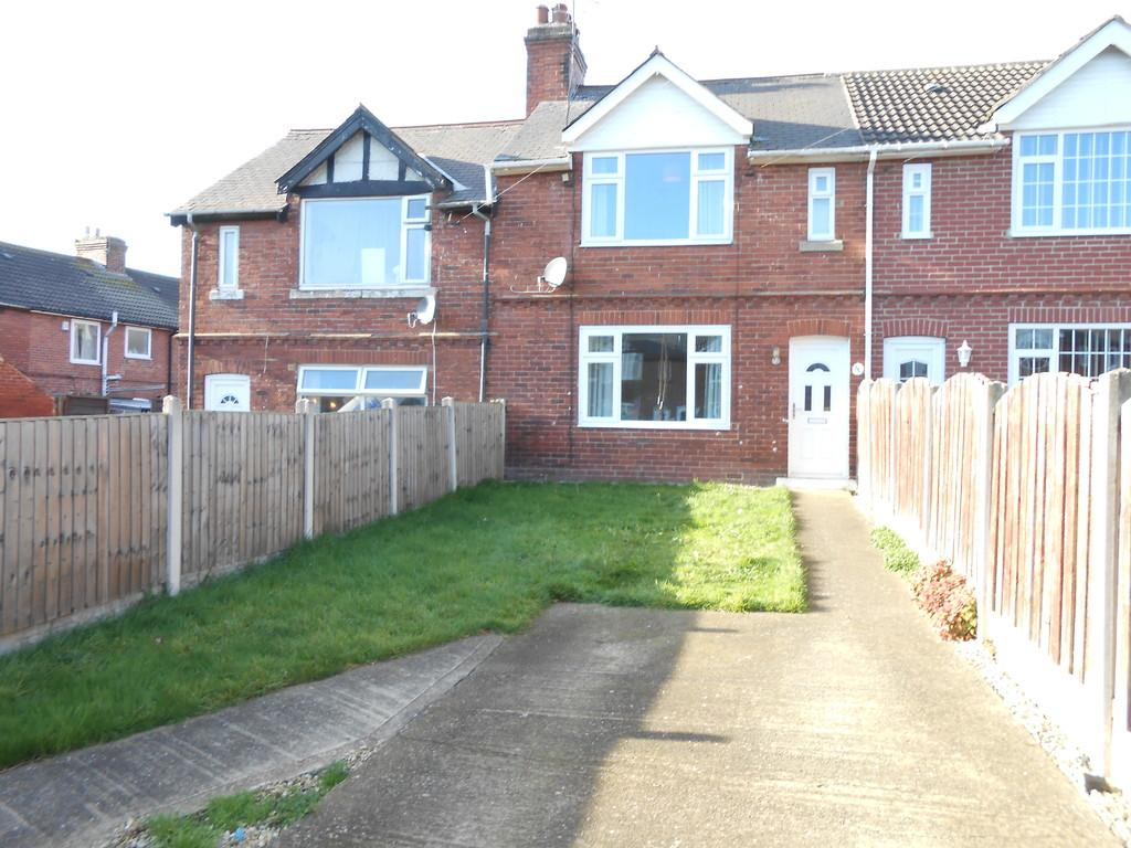 3 Bedrooms Terraced House for sale in Peter Street, Thurcroft