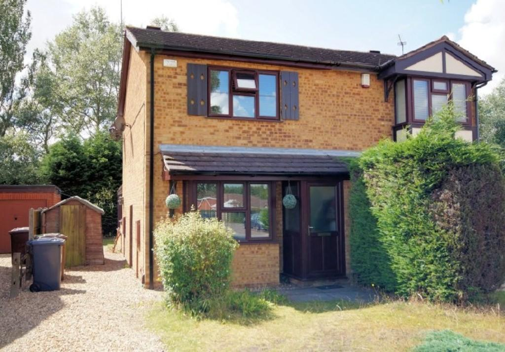 2 Bedrooms Semi Detached House for sale in Elvington Close, Lincoln