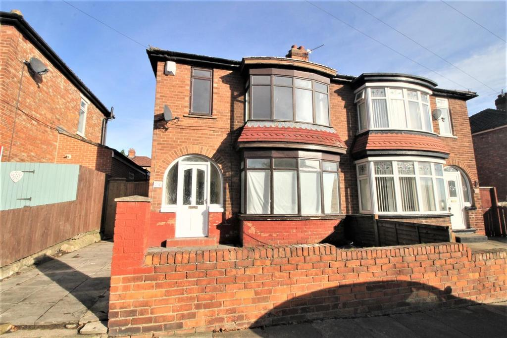 3 Bedrooms Semi Detached House for rent in Hillside Road, Norton, Stockton-On-Tees