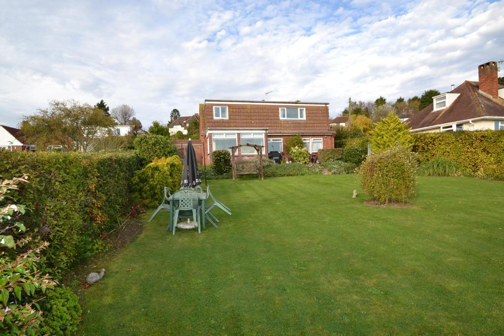 3 Bedrooms Detached Bungalow for sale in Five Bells, Watchet