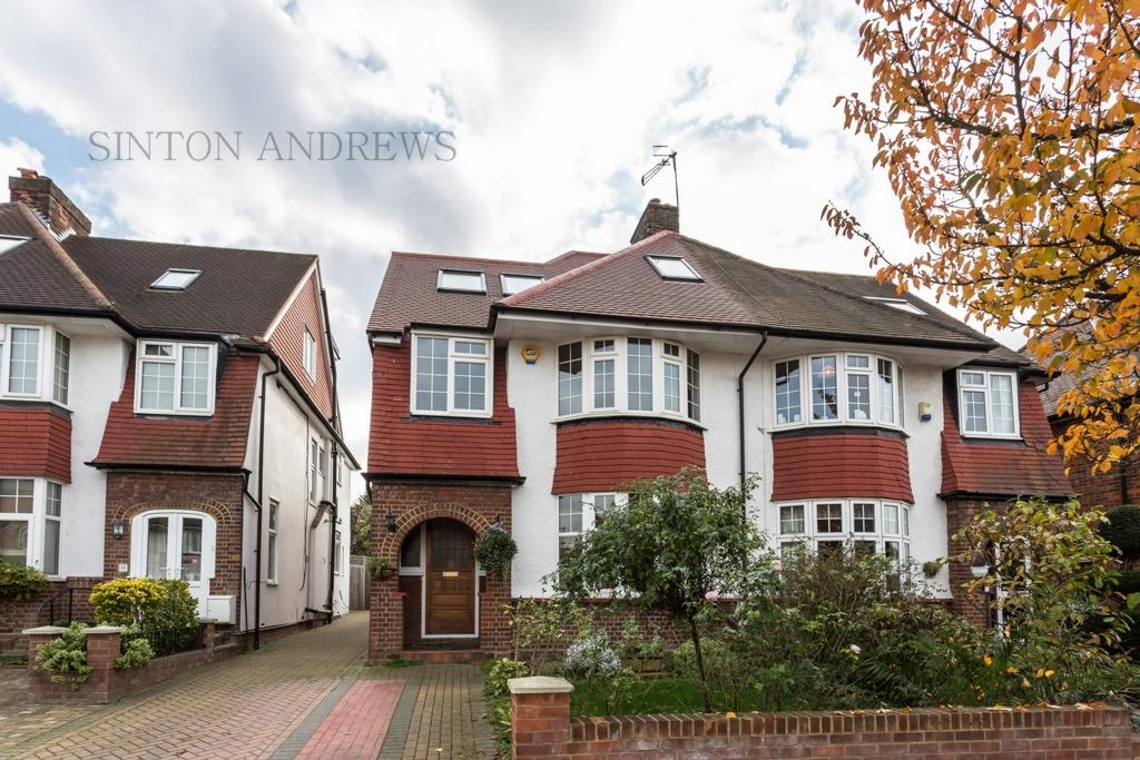 5 Bedrooms House for sale in Bruton Way, Ealing, W13