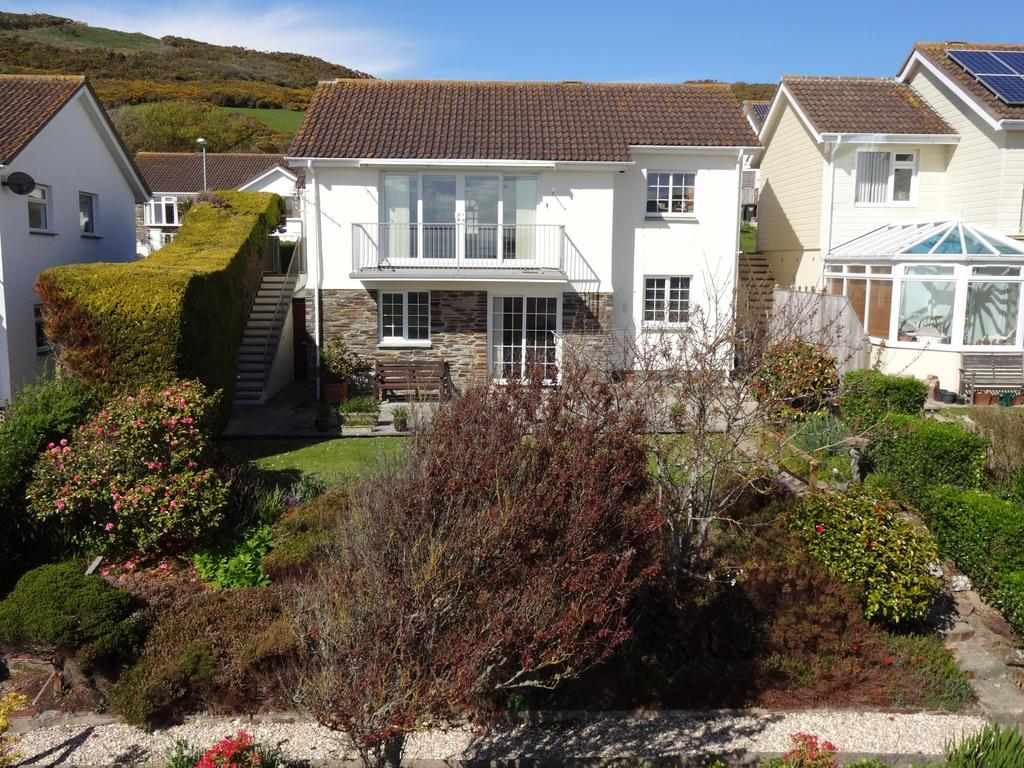 3 Bedrooms Detached House for sale in Chichester Park, Woolacombe