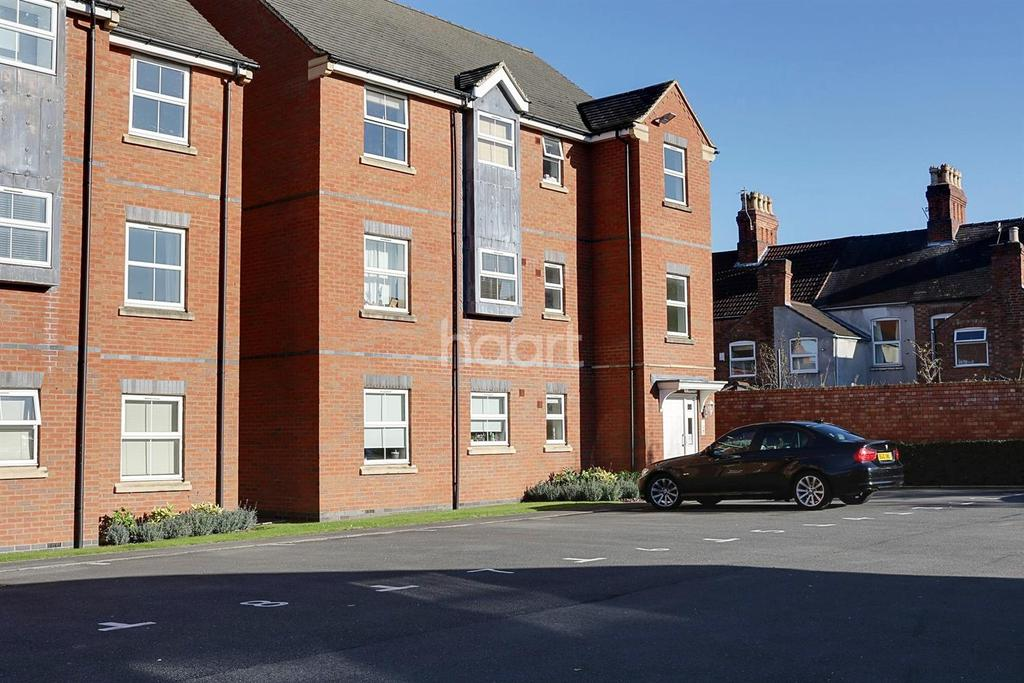 2 Bedrooms Flat for sale in Limetree Grove, Loughborough