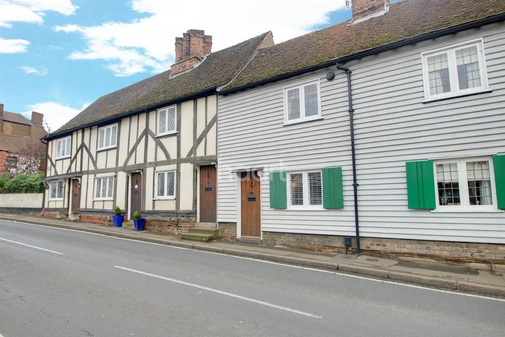 2 Bedrooms Terraced House for sale in Bear Block Cottages, Upminster
