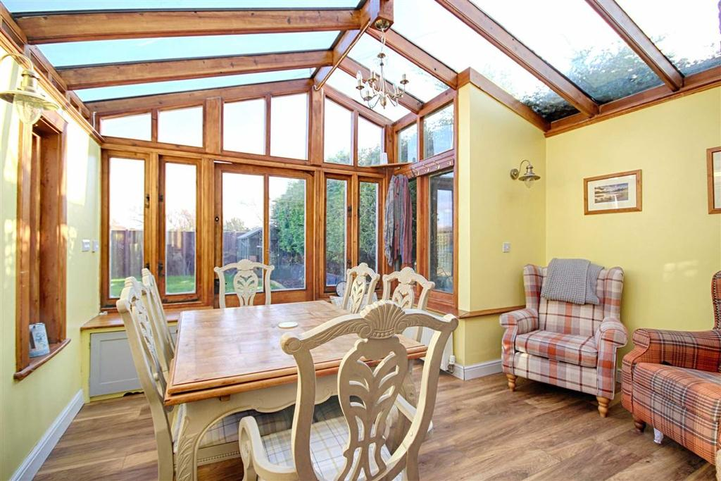 Dining room /conservatory