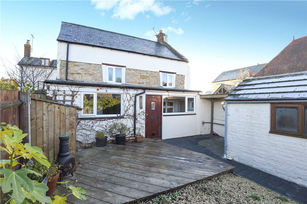 2 Bedrooms Cottage House for sale in High Street, Gayton, Northampton, Northamptonshire