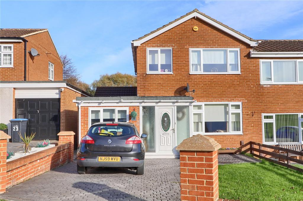 4 Bedrooms Semi Detached House for sale in Pirbright Grove, Hemlington