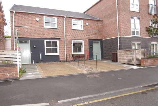 2 Bedrooms Town House for sale in Daybrook Street, Sherwood, Nottingham, NG5