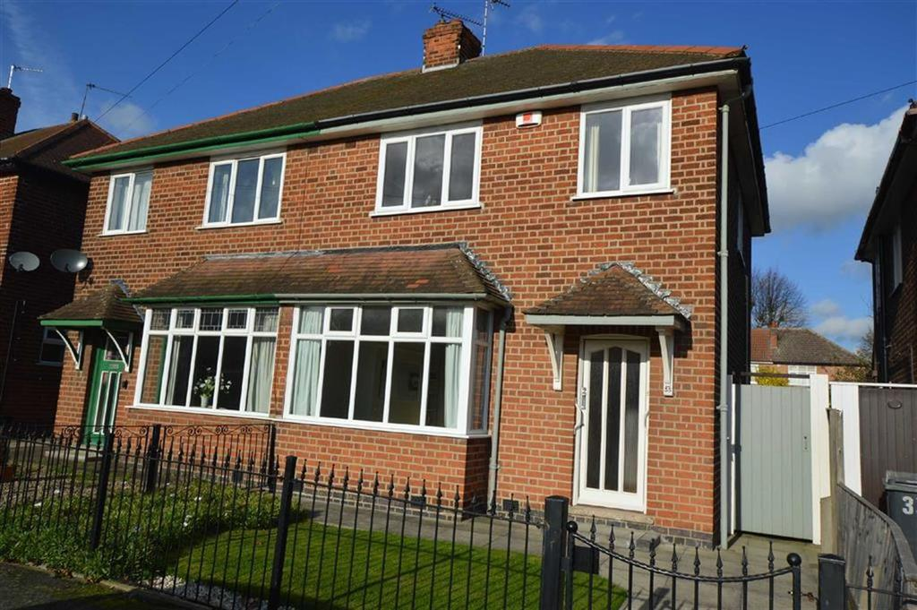 3 Bedrooms Semi Detached House for sale in Bembridge Road, Off Anstey Lane