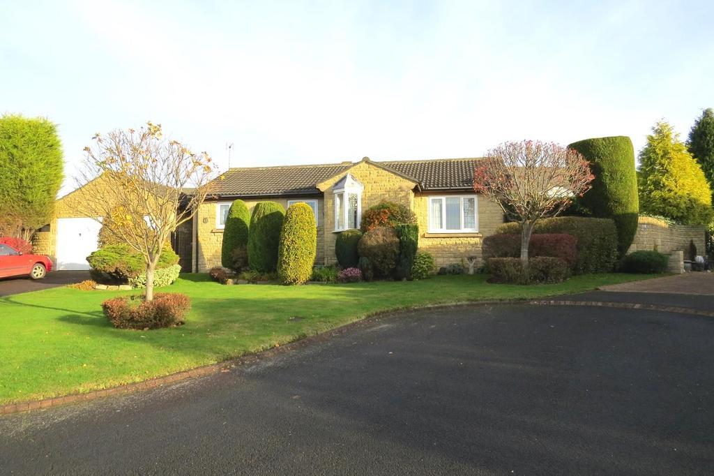 2 Bedrooms Detached Bungalow for sale in Mill Farm, Ellington