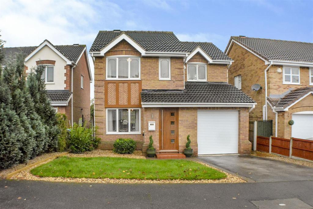 3 Bedrooms Detached House for sale in Beech Avenue, Kirkby In Ashfield, Nottingham