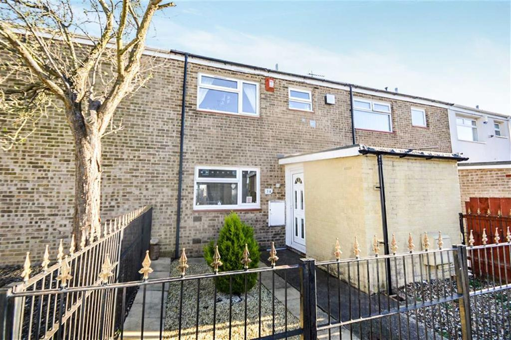 3 Bedrooms Terraced House for sale in Helvellyn Close, Bransholme, Hull, HU7