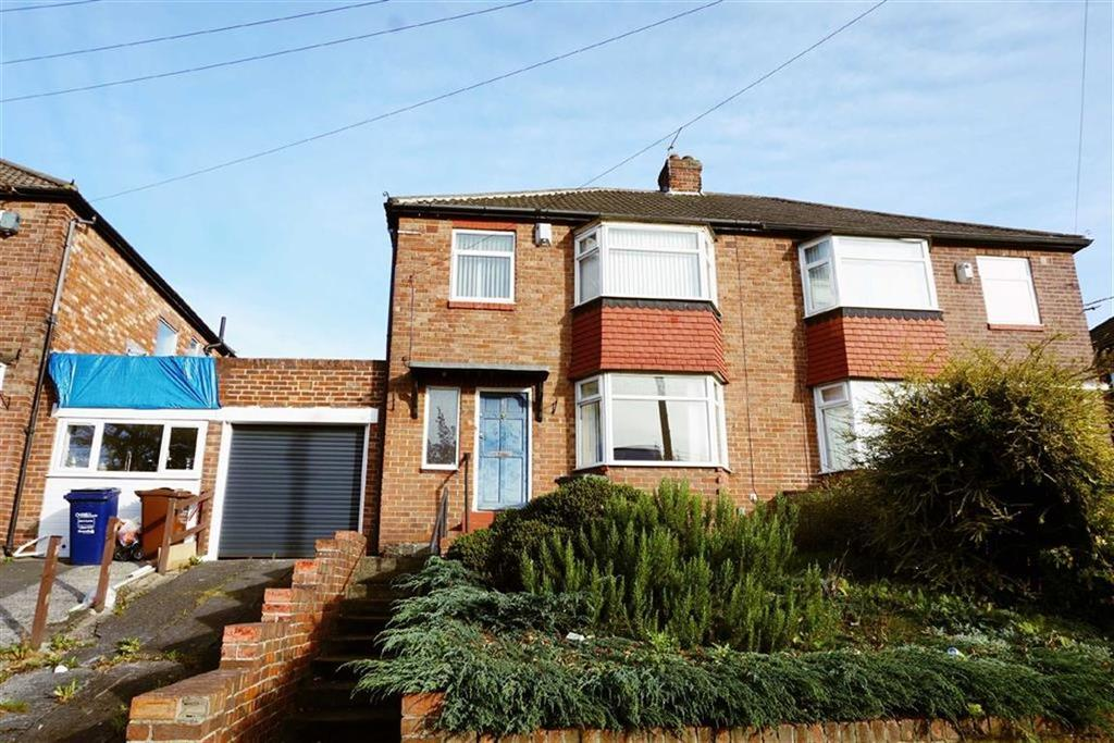 3 Bedrooms Semi Detached House for sale in Benwell Lane, Benwell, Newcastle Upon Tyne, NE15