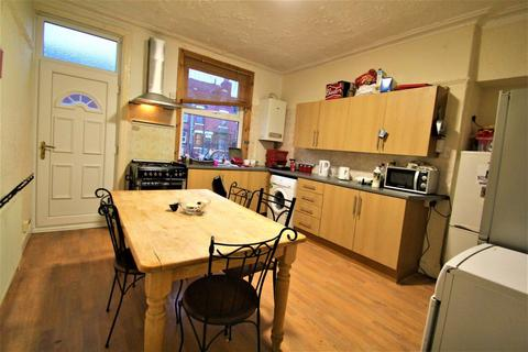 4 bedroom terraced house to rent - Brudenell View, Hyde Park, LS6 1HG