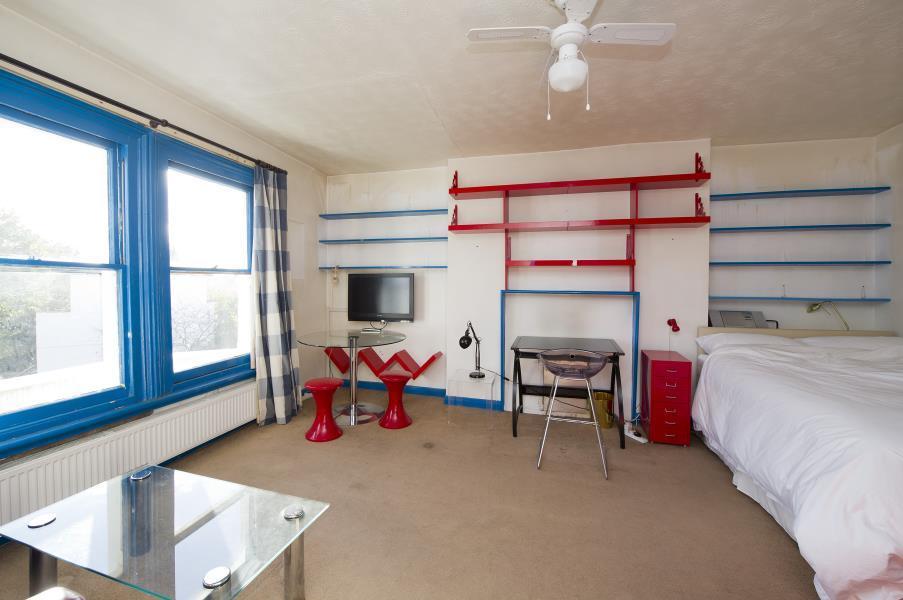 Studio Flat for sale in Sinclair Gardens, Brook Green W14