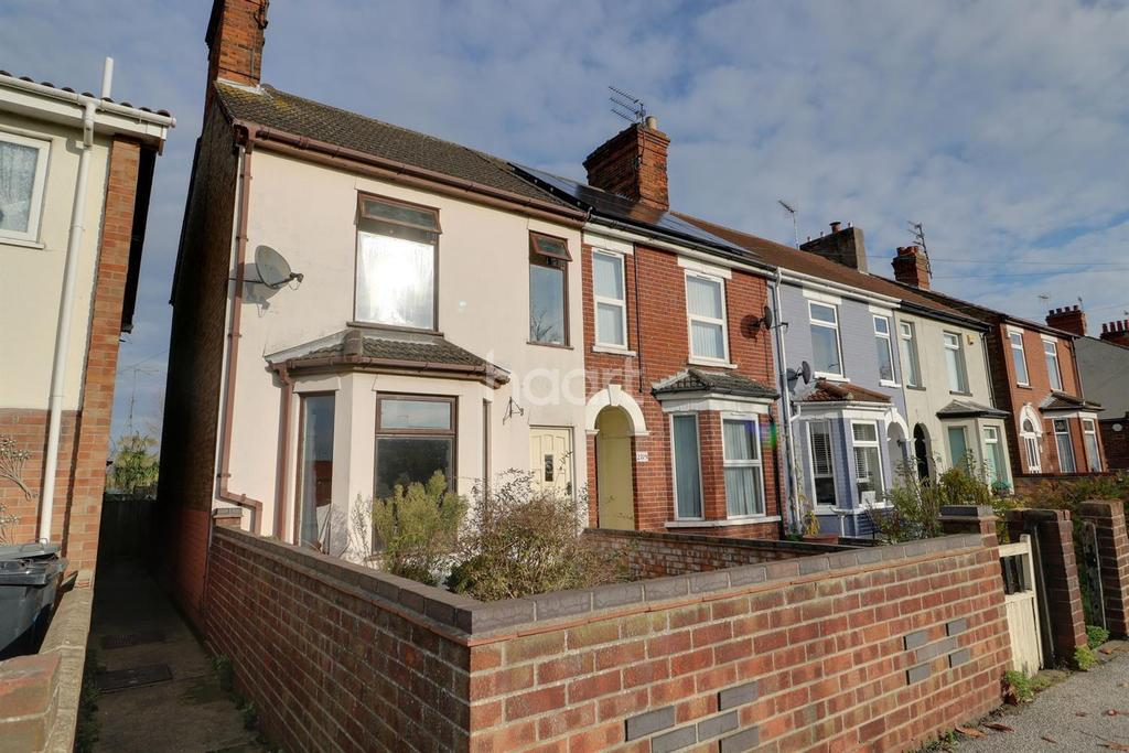3 Bedrooms End Of Terrace House for sale in Victoria Road, Lowestoft
