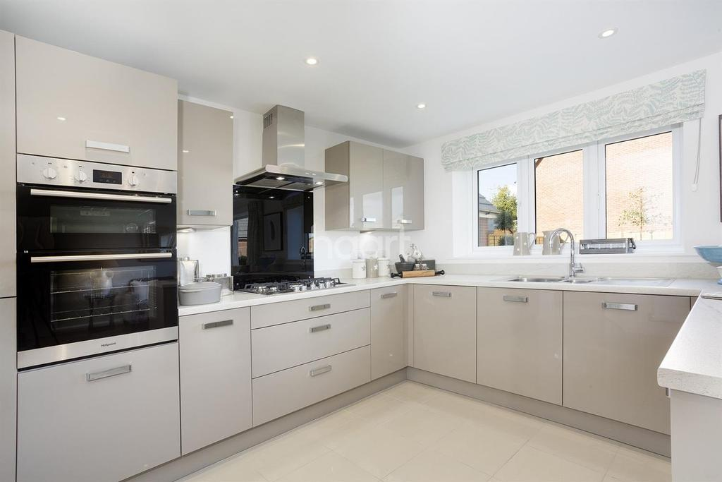 5 Bedrooms Detached House for sale in Orchard Feilds, Barming, Maidstone, ME16