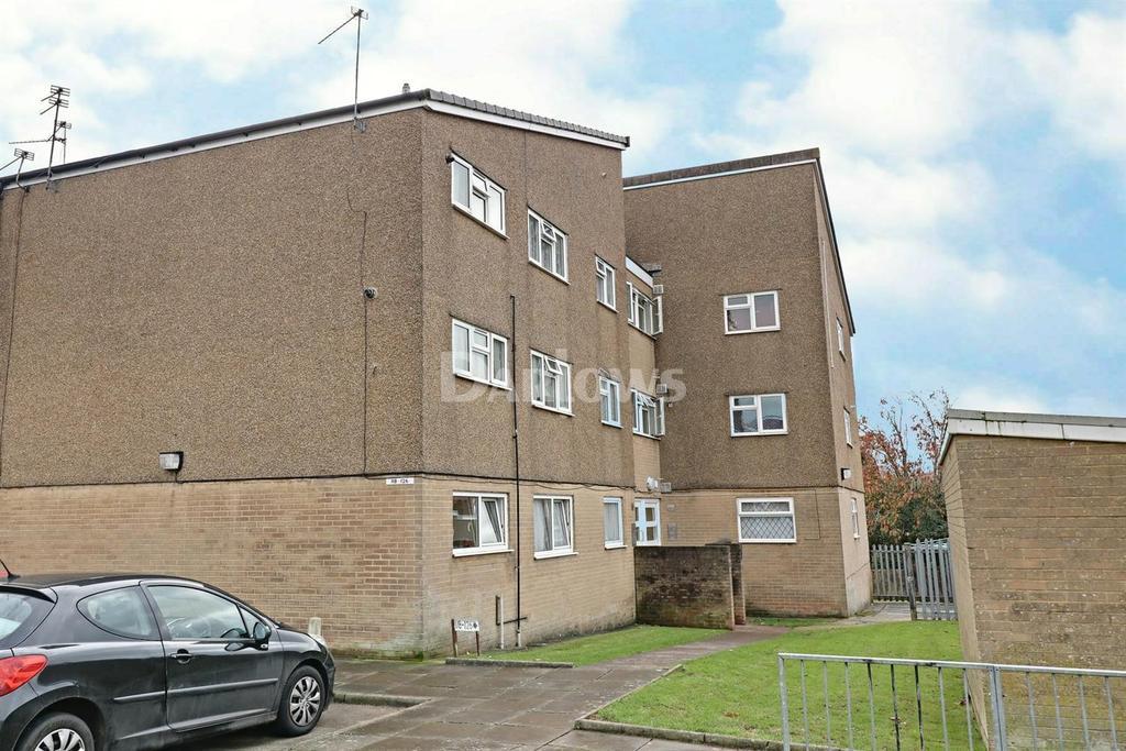 2 Bedrooms Flat for sale in Waun Fach, Pentwyn, Cardiff, CF14