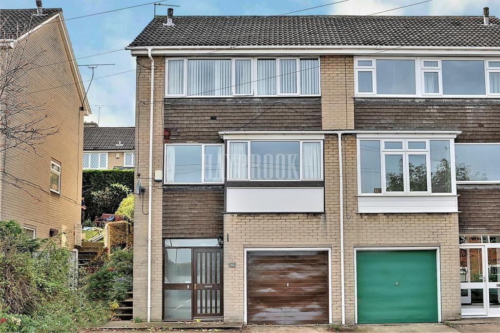 3 Bedrooms Semi Detached House for sale in Broad Inge Crescent, Chapeltown