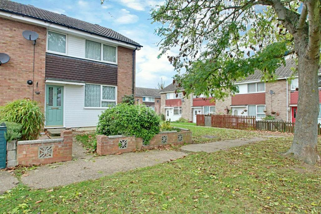 4 Bedrooms End Of Terrace House for sale in Boydin Close, Witham